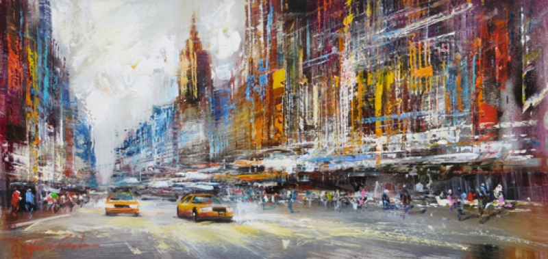 Christian Henze Taxi Galerie Wehr