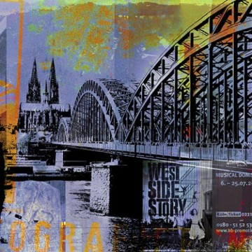 Gery Luger - Cologne Collage 22