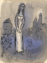 Marc Chagall Esther
