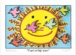 James Rizzi �FUN IN THE SUN� 5,1 x 7,7 cm